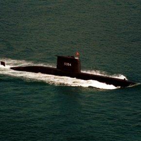Αλβανία: Μεταξύ άλλων να' σου ένα τουρκικόυποβρύχιο…