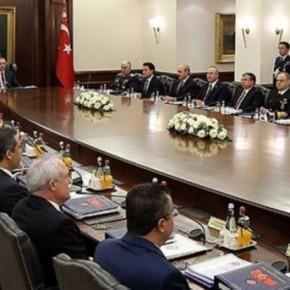 10 ώρες συνεδρίαζαν Ερντογάν και στρατηγοί στην Άγκυρα για «Αιγαίο και ανατολικήΜεσόγειο»