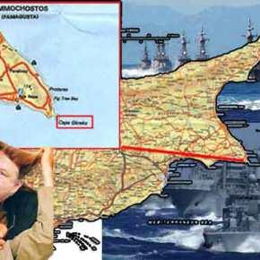 Γέμισε η ΝΑ Μεσόγειος με πολεμικά πλοία- 18 μίλια από το Κάβο Γκρέκο τοΜπαρμπαρός