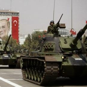 Η Τουρκία θα πρέπει να αποφασίσει αν θα κηρύξει πόλεμο σε τρίαμέτωπα