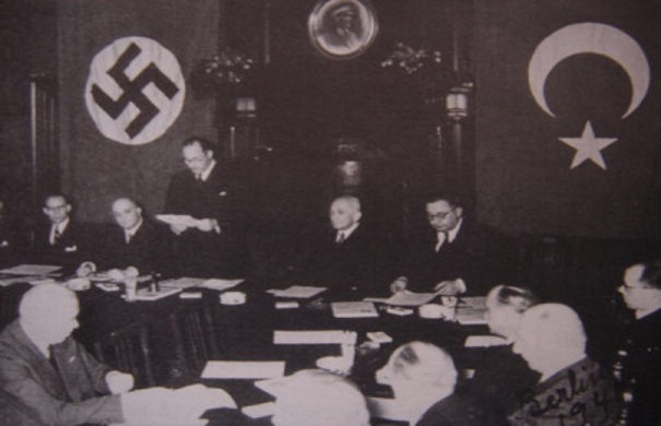 TURKEY-NAZIS