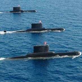 ΠΟΣΟ ΘΑ «ΚΟΣΤΙΣΕΙ» ΣΤΟ ΠΝ Η ΑΠΟΦΑΣΗ ΒΕΝΙΖΕΛΟΥ ΝΑ ΜΗΝ ΣΤΕΙΛΕΙ ΦΡΕΓΑΤΑ «Αγέλες» τουρκικών υποβρυχίων από την Αλβανία μέχρι νότια της Κύπρου!ΑΝΑΝΕΩΣΗ