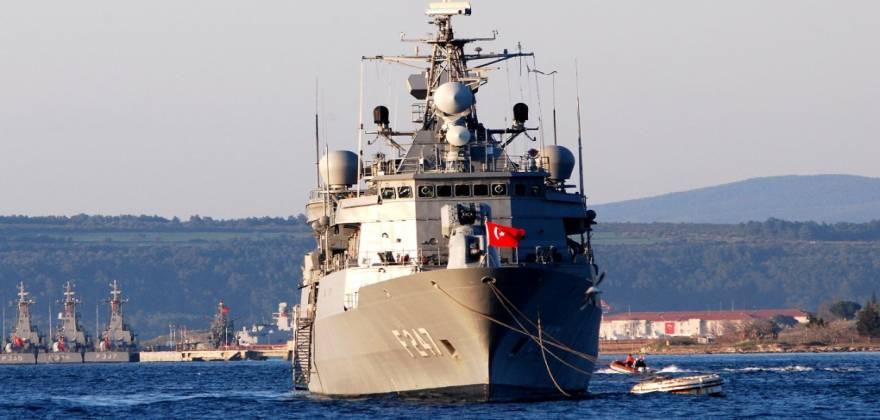 Αποτέλεσμα εικόνας για Ενισχύει τις δυνάμεις της στην κυπριακή ΑΟΖ η Τουρκία: