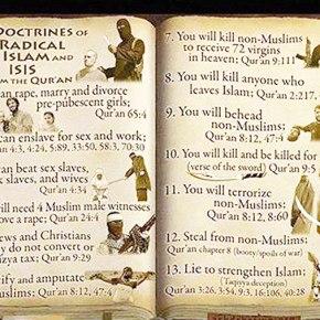 Σφαγέας Μωάμεθ, βιασμοί αιχμαλώτων κ.λπ. όλα στο Κοράνι… άρα ΟΚ τοIS