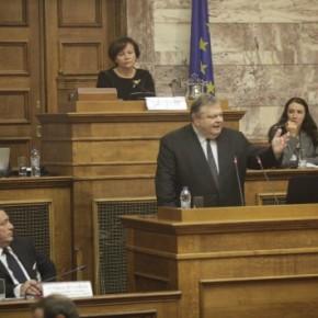 Πρόκληση τούρκου βουλευτή μέσα στην ελληνική Βουλή – Οργισμένη απάντησηΒενιζέλου