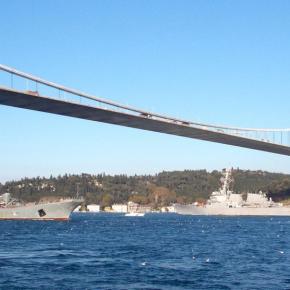 Οιωνός επικείμενης ναυμαχίας για τα Στενά της Κωνσταντινούπολης;