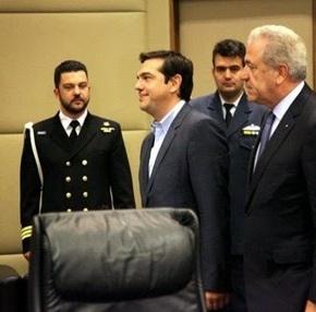 Τον Αβραμόπουλο θέλει για Πρόεδρο Δημοκρατίας ο Αλέξης Τσίπρας Συγκατοίκηση ΣΥΡΙΖΑ-ΝΔ σε θεσμικόεπίπεδο
