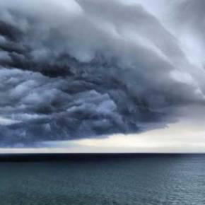 Έρχονται καταιγίδες και πτώση τηςθερμοκρασίας
