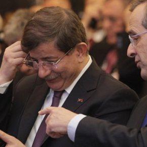 Αχμέτ Νταβούτογλου: «Δεν αναγνωρίζουμε συμφωνία για ΑΟΖ Ελλάδας –Αιγύπτου