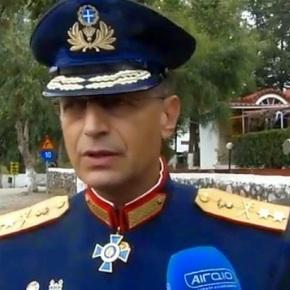 """Υποστράτηγος Αλκ. Στεφανής: """"Είμαστε έτοιμοι, αιδιόδοξοι και σε θέση να υπερασπίσουμε τα εθνικά μας εδάφη""""(ΒΙΝΤΕΟ)"""