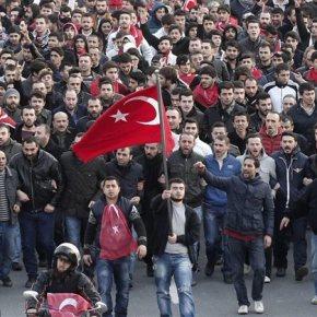 » Οι Τούρκοι πιστεύουν ότι δεν διέπραξαν τίποτε το κακό στο παρελθόν. Δεν έχουν ιστορική μνήμη«