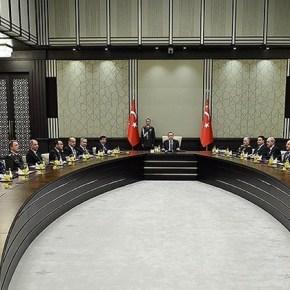 Η συνεδρίαση του τουρκικού Συμβουλίου Εθνικής Ασφαλείας είχε και ελληνικόενδιαφέρον