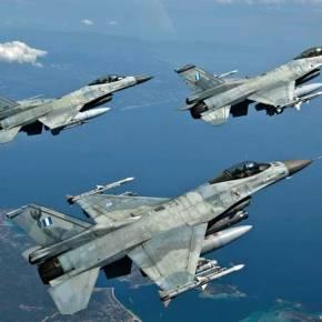 Ολοκληρώθηκε η «Καταιγίδα» των καλύτερων πιλότων από Ελλάδα καιΙσραήλ