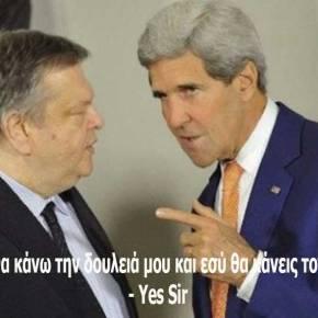 Σκόπια: Ο Βενιζέλος ΔΕΝ αποχώρησε από τη συνάντηση τουΝΑΤΟ…