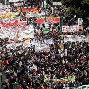 Η Ελλάδα είναι στο χείλος τηςκαταστροφής