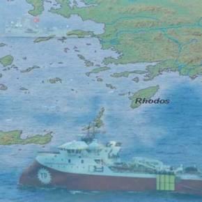 Η Τουρκία παίρνει το «Barbaros» από την Κυπριακή ΑΟΖ και το στέλνει για έρευνες στοΚαστελόριζο