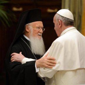 Μήνυμα Γκιουλέν σε Ερντογάν μέσω άρθρου: «Φέρσου στον Πατριάρχη όπως στονΠάπα»