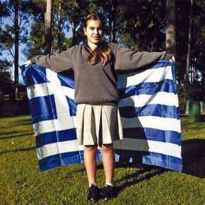 Η ομογενής μαθήτρια από την Αυστραλία που σαρώνει τα παγκόσμιαβραβεία