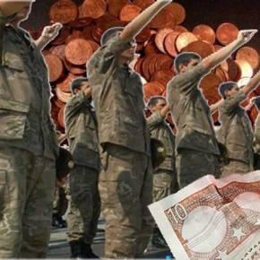 Εξαιρετικά μειώμενος ο προϋπολογισμός άμυνας της ΕθνικήςΦρουράς
