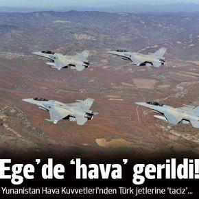 Τουρκικό ΓΓΕΘΑ: Τα ελληνικά μαχητικά F-16 κλείδωσαν στα ραντάρ τους τουρκικάαεροσκάφη