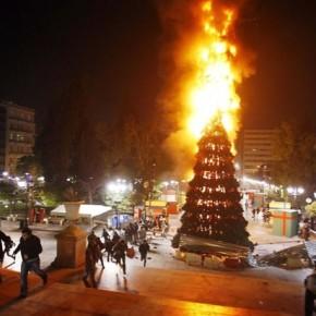 Χριστούγεννα με Τανκς στους Δρόμους της Αθήνας! Ξένες Μυστικές Υπηρεσίες Ετοιμάζουν να Αποσταθεροποιήσουν τη Χώρα, για να επέμβει οΣτρατός!