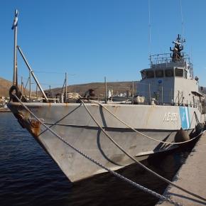 Δωρεά επισκευής 2 σκαφών τουΛΣ