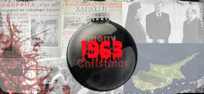 Bloody Christmas 1963.Bloody Christmas In Cyprus 21 25th December 1963 The