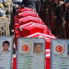 Τουρκικός όλεθρος σε Κομπάνι και Μοσούλη: 12 νεκροί Τούρκοι ειδικών δυνάμεων καιΜΙΤ