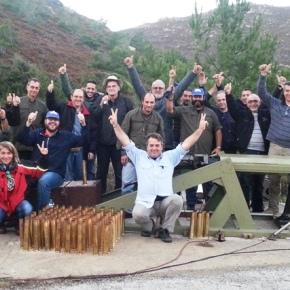 100% επιτυχία για τα πυρομαχικά των ΕΑΣ, έκπληκτοι οι Αμερικανοί(USAF)!