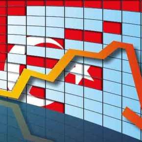 Συνεχίζεται η επιδείνωση της τουρκικήςοικονομίας