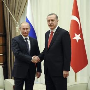 Ο South Stream είναι το μικρότερο πρόβλημά μας! Ο Πούτιν βάζει τον Ερντογάν στην πυρηνικήτεχνολογία