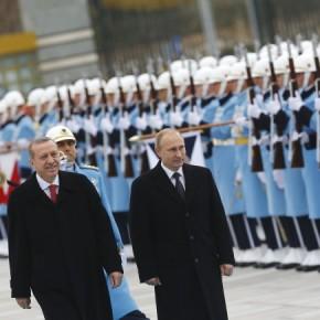 Πυρηνικό σταθμό φτιάχνει η Ρωσία στην Τουρκία! Τι συμφώνησανΠούτιν-Ερντογάν