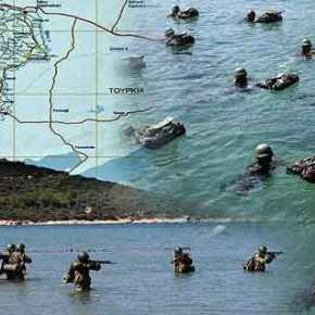 Τουρκικές ασκήσεις για βίαιη διάβαση του ποταμού Έβρου – Ειδικές δυνάμεις εκπαιδεύονται στην περιοχή τηςΣμύρνης