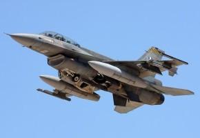 Ελληνικά μαχητικά F-16 στο Ισραήλ γιασυνεκπαίδευση