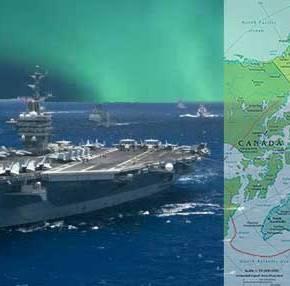 «Πόλεμος» πέντε χωρών για τον πλούτο τηςΑρκτικής