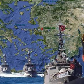 ΕΚΤΑΚΤΟ: Πρωτοφανής τουρκική πρόκληση με δέσμευση ολόκληρων περιοχών στο Αιγαίο ενώ ο Νταβούτογλου ήρθε στηνΑθήνα!