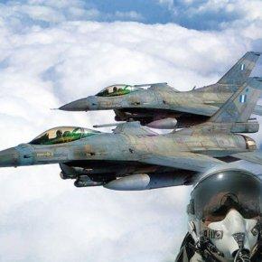 Ζορίζονται οι Τούρκοι για τον «Εγκλωβισμό των F-16″ απο τα Ελληνικάμαχητικά!