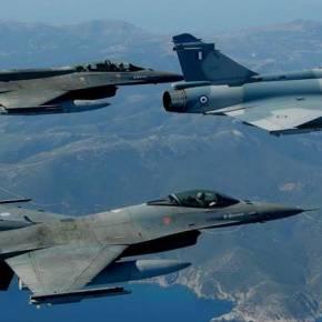 Ταπώνουν τα Τούρκικα F-16 οι Έλληνες πιλότοι στις εμπλοκές που πετάνε σταΌρια!
