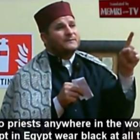 Κήρυγμα μίσους ιμάμη ενάντια στους Κόπτες χριστιανούς στην Αίγυπτο(βίντεο)