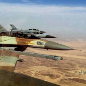 «Ζωγράφισαν» οι Έλληνες πιλότοι στην έρημο Negev – Πάει καλά η συνεργασία με Ισραήλ – Αποκλειστικέςφωτό-βίντεο