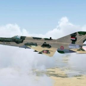 Η Συριακή Πολεμική Αεροπορία επιτίθεται – 15 λεπτά σκληρόβίντεο