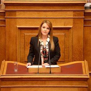 Μίκα Ιατρίδη: Θα ψηφίσω Δήμα για Πρόεδρο της Δημοκρατίας Διαβάστε αναλυτικά τη δήλωσήτης