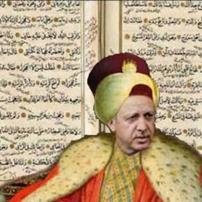 Τουρκία: Ο Ερντογάν ζητά επιστροφή στην Οθωμανικήγραφή.
