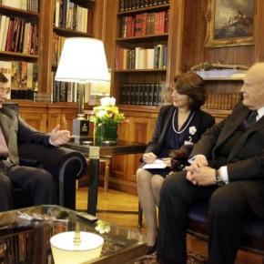 Τι περιμένει να πάρει η Τουρκία από το ταξίδι Νταβούτογλου στηνΑθήνα