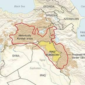 Bloomberg: Οι Κούρδοι πιό κοντά στην ανεξαρτησίατους.