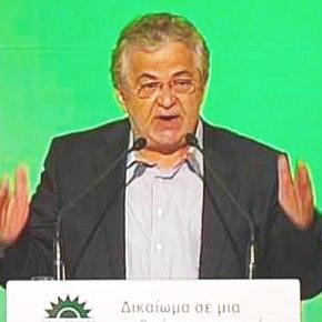 Στο εδώλιο για κακούργημα ο διοικητής του ΙΚΑ ΡοβέρτοςΣπυρόπουλος