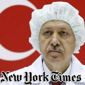 Nytimes: «Πώς η Τουρκία σαμποτάρει τον μέλλοντης»!