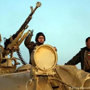 Μετά το Κομπάνι έρχεται ΘΡΙΑΜΒΟΣ των Κούρδων και στο μαρτυρικό όροςΣιντζάρ