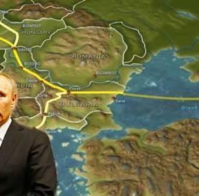 B. Πούτιν: «South Stream, τέλος»! – Ερχεται ο … «Turk Stream»! – Kάθετη στρατηγική αναβάθμιση τηςΤουρκίας