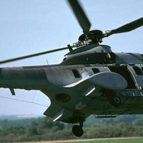 Δώδεκα επιβάτες έχει σώσει μέχρι στιγμής το Super Puma της ΠολεμικήΑεροπορίας